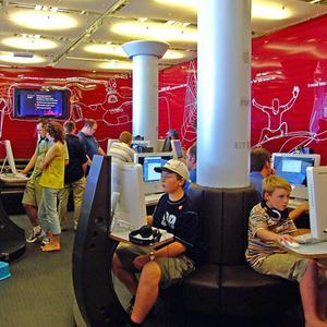 Интернет-кафе Одесского