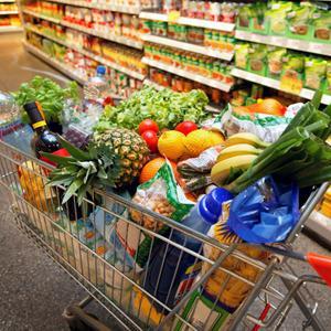 Магазины продуктов Одесского