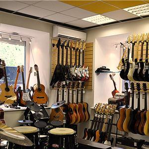 Музыкальные магазины Одесского