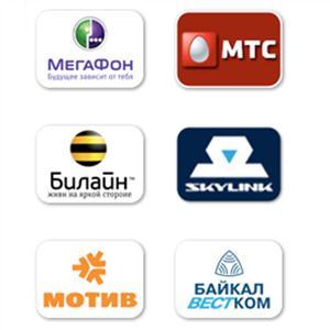 Операторы сотовой связи Одесского